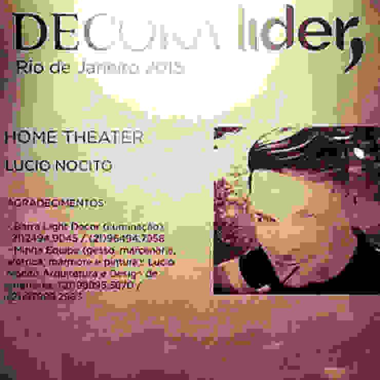 Mostra DECORA LIDER por LUCIO NOCITO ARQUITETURA por Lucio Nocito Arquitetura e Design de Interiores Moderno