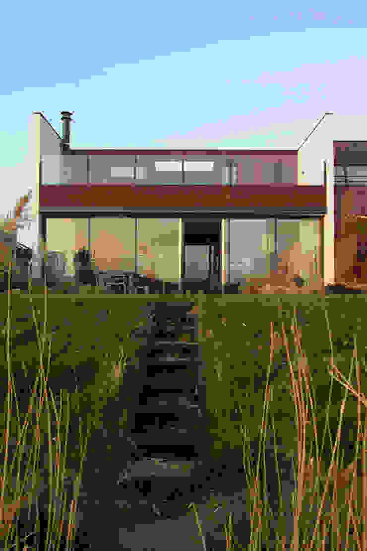 VILLA DE WAARD MENSINK, Ijburg, Amsterdam KENK Architecten Moderne huizen van KENK architecten Modern