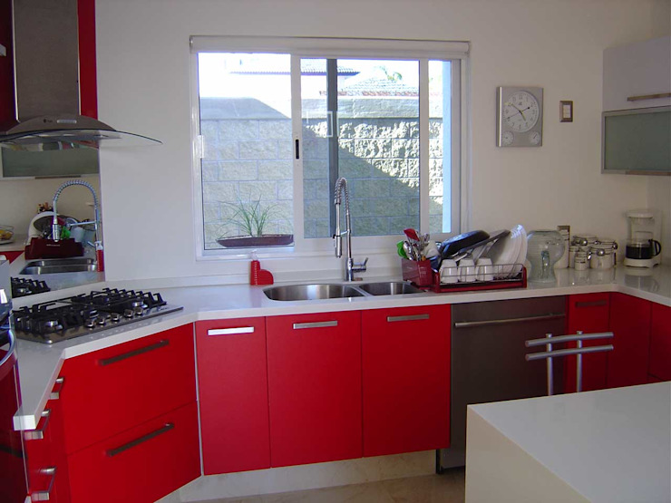 Cocina Cocinas modernas de SANTIAGO PARDO ARQUITECTO Moderno