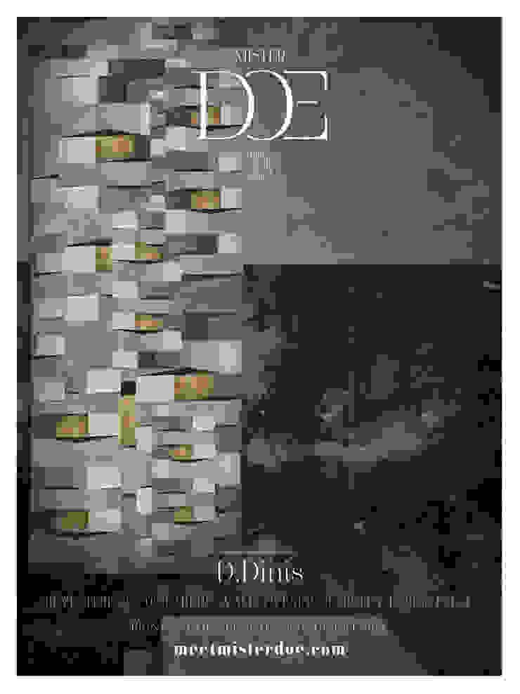 Revestimento de Parede - D. Dinis por Mr. Doe Clássico Papel