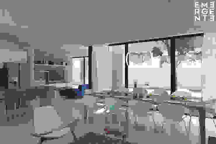 Cocinas minimalistas de homify Minimalista Concreto
