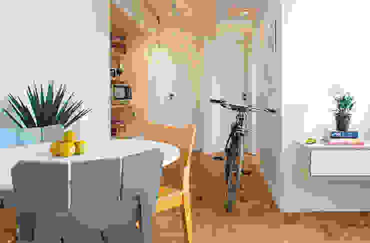Projeto Apartamento Ipiranga Salas de jantar modernas por Estudio MB Moderno