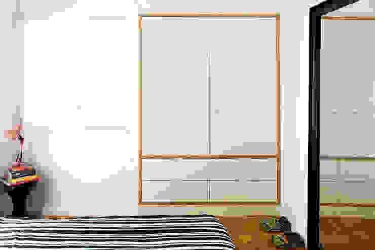 Projeto Apartamento Ipiranga Quartos modernos por Estudio MB Moderno
