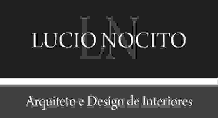 LUCIO NOCITO ARQUITETURA E DESIGN DE INTERIORES por Lucio Nocito Arquitetura e Design de Interiores Moderno