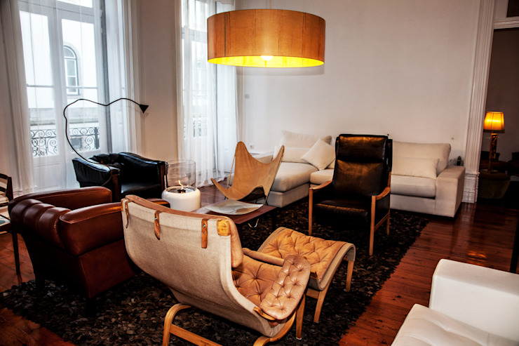 Bastos & Cabral - Arquitectos, Lda. | 2B&C Living room
