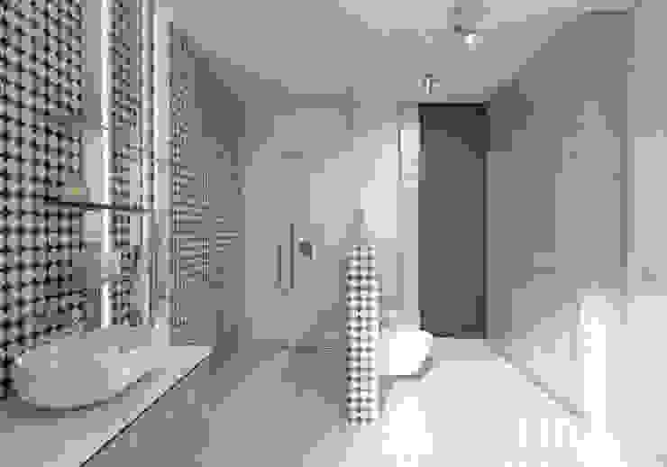 UTOO-Pracownia Architektury Wnętrz i Krajobrazu Salle de bain moderne