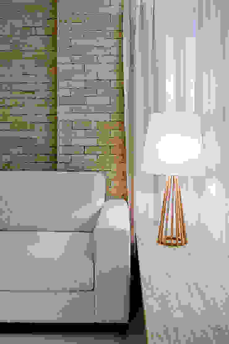 Pestana Arquitetura Salas de estar modernas por Pestana Arquitetura Moderno