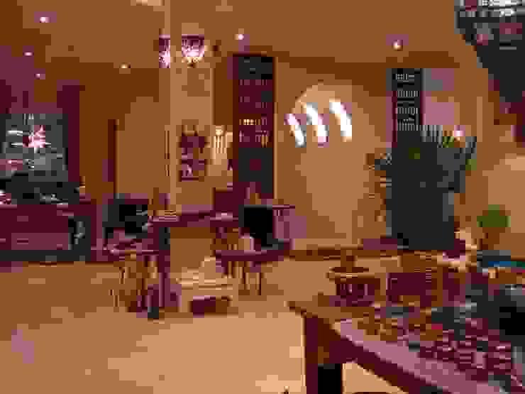 Гостиная в азиатском стиле от sam nok GmbH Азиатский