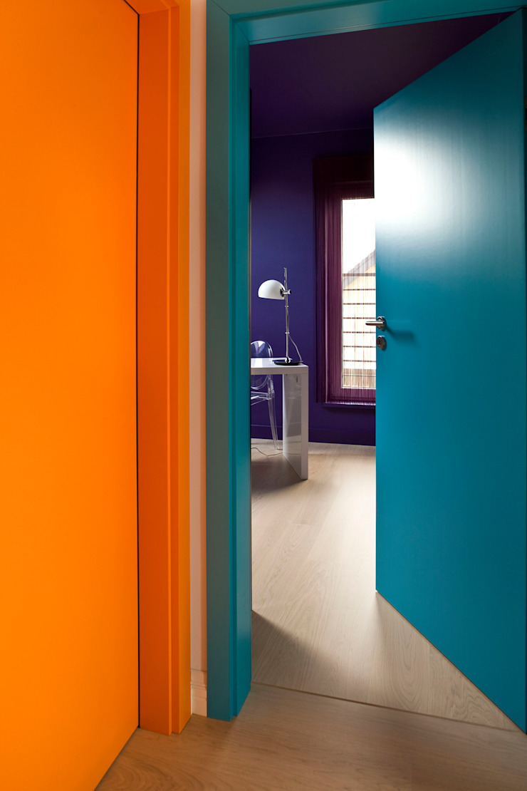 Modern Kid's Room by Jeżewska & Zakrawacz Modern