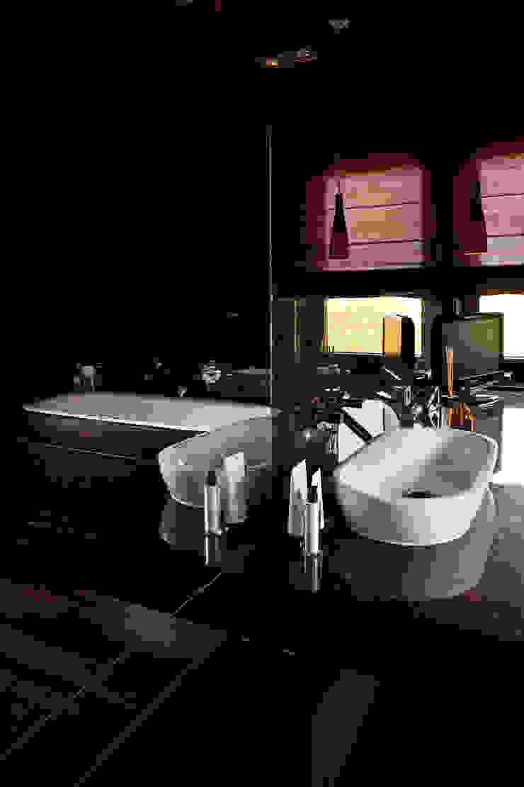 Jeżewska & Zakrawacz Salle de bain moderne