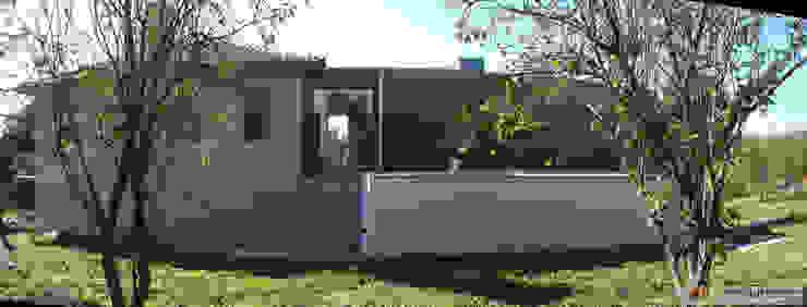 CASA OLI Casas rústicas por AAC ARQUITECTOS Rústico