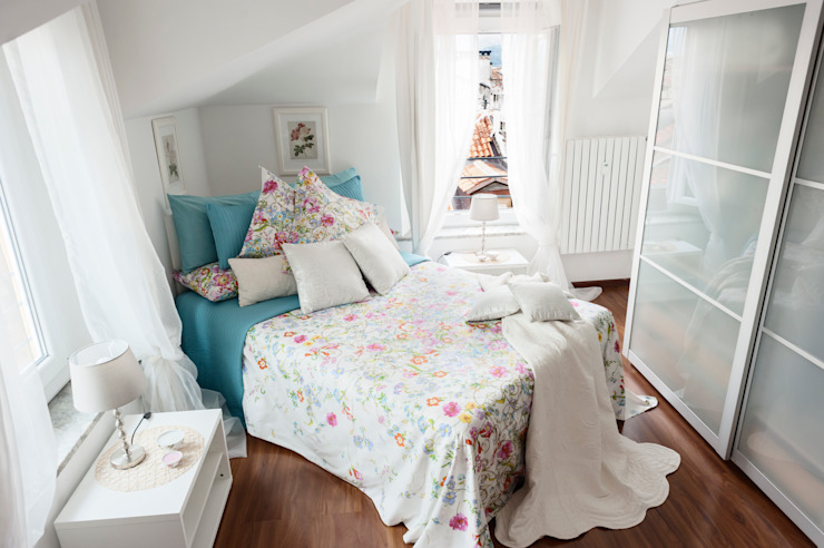 Classic style bedroom by Loredana Vingelli Home Decor Classic