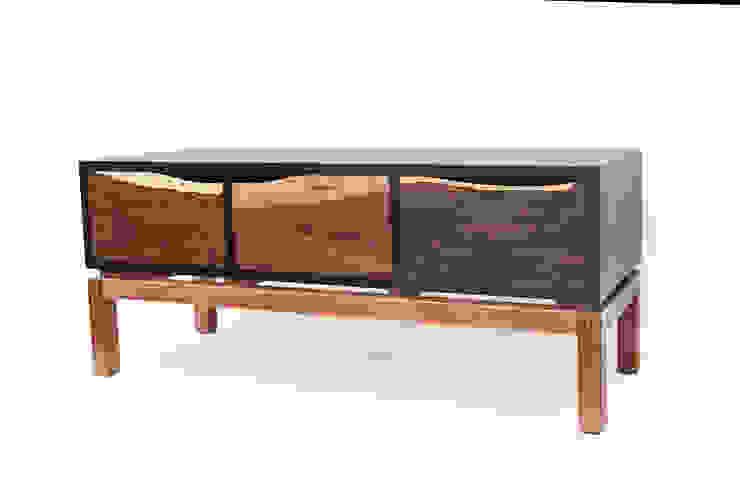 ITZ Salones modernos de ITZ Mayan Wood Furniture Moderno