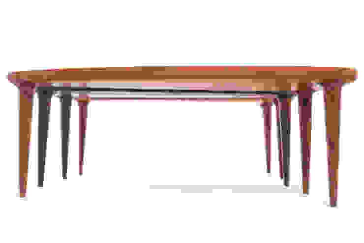 ITZ Comedores modernos de ITZ Mayan Wood Furniture Moderno