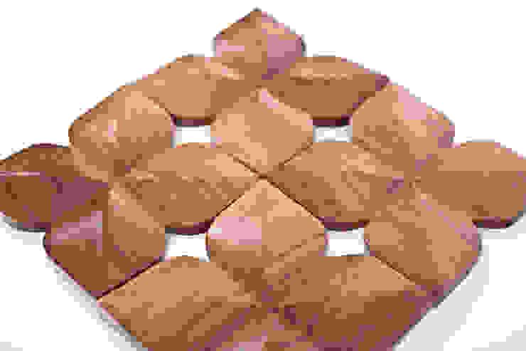 ITZ Paredes y pisos de estilo moderno de ITZ Mayan Wood Furniture Moderno