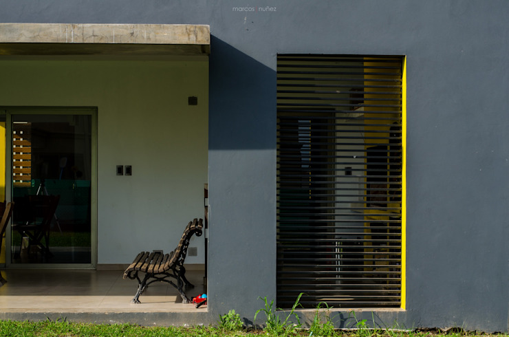 Houses by M2a Arquitectura, Modern