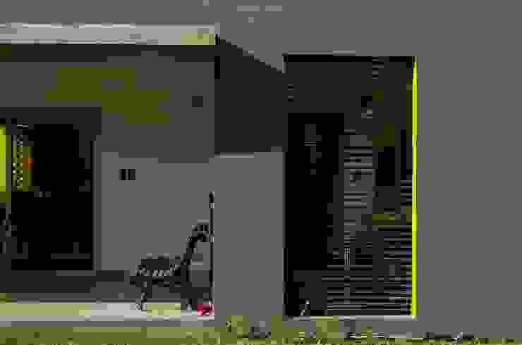 Nowoczesne domy od M2a Arquitectura Nowoczesny