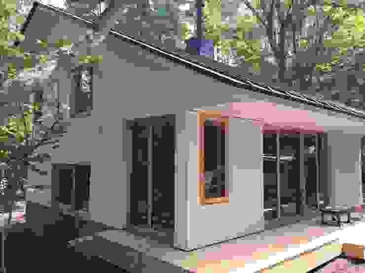 庭へ2 オリジナルな 家 の 株式会社山崎屋木工製作所 Curationer事業部 オリジナル