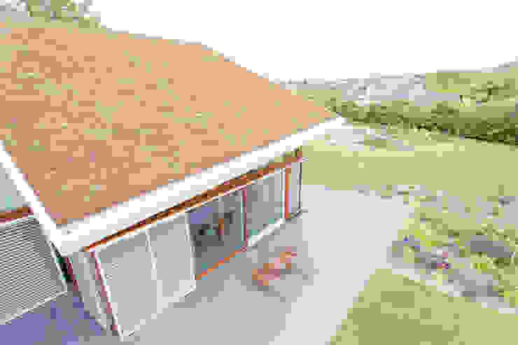 Vaste planten tuin in Houten Moderne huizen van Dutch Quality Gardens, Mocking Hoveniers Modern