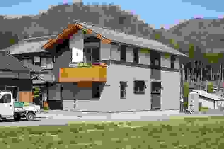 新宮の家 日本家屋・アジアの家 の 今村建築一級建築士事務所 和風