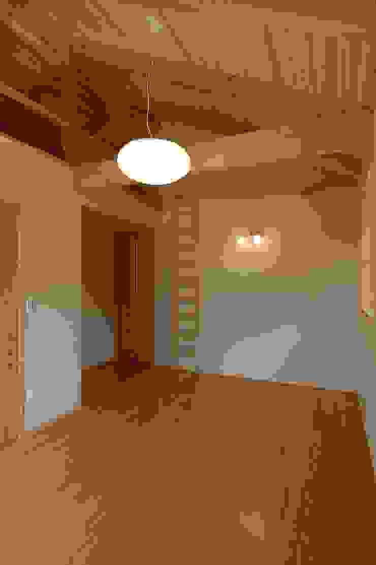 新宮の家 和風の 寝室 の 今村建築一級建築士事務所 和風