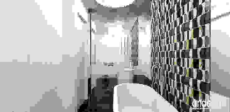 projekt łazienki Nowoczesna łazienka od ARTDESIGN architektura wnętrz Nowoczesny