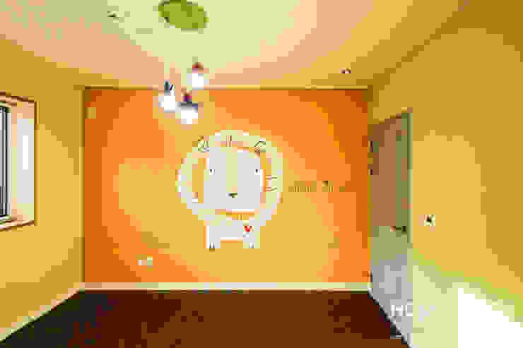 ห้องนอนเด็ก by (주)홈스토리
