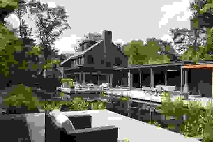 Tuinaanleg Vught Moderne tuinen van A van Spelde hoveniers Modern