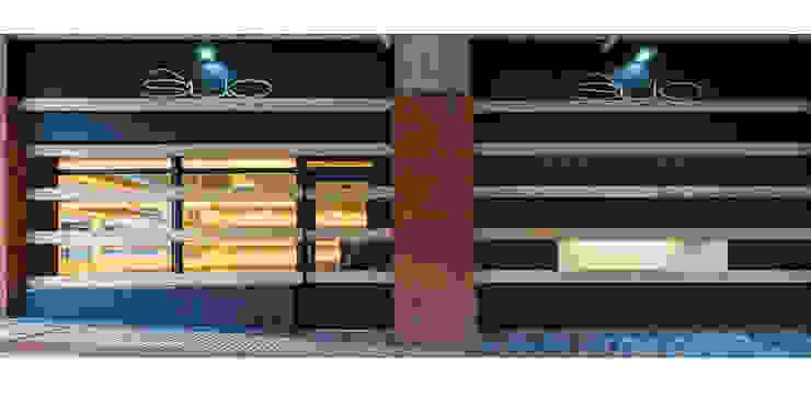 Zapatería Sûo Estudio TYL Oficinas y tiendas de estilo escandinavo