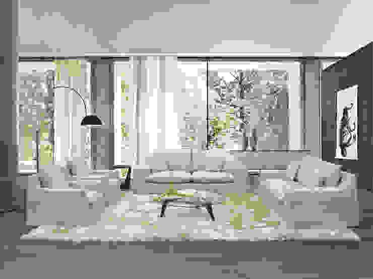 Colección Salas de Tutto Pelle Moderno