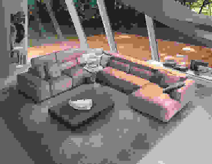 Colección Salas :  de estilo  por Tutto Pelle, Moderno