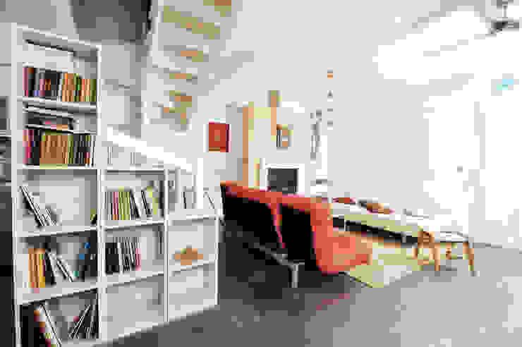 Matteo Fieni Architetto Living room