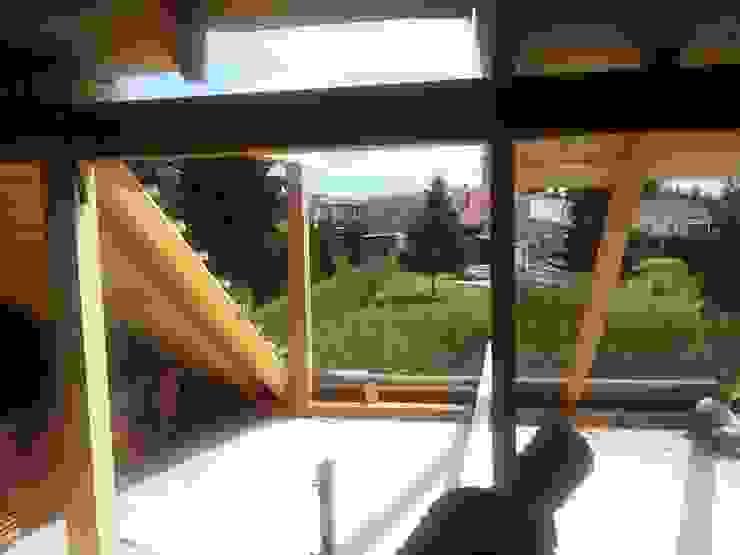 Dachgeschoßausbau im Haus S Architekt Dipl.-Ing. Arnold Weiß Moderne Schlafzimmer