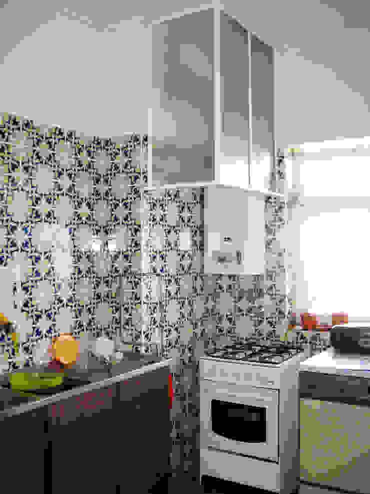 Situação Existente, Cozinha por SAMF Arquitectos