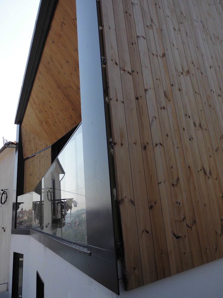 House in Castle Street | Vila Nova de Gaia | Portugal Casas modernas por Bastos & Cabral - Arquitectos, Lda. | 2B&C Moderno