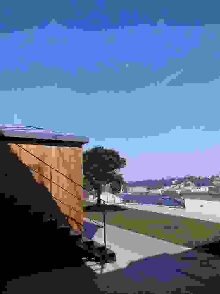 House in Castle Street | Vila Nova de Gaia | Portugal Jardins modernos por Bastos & Cabral - Arquitectos, Lda. | 2B&C Moderno