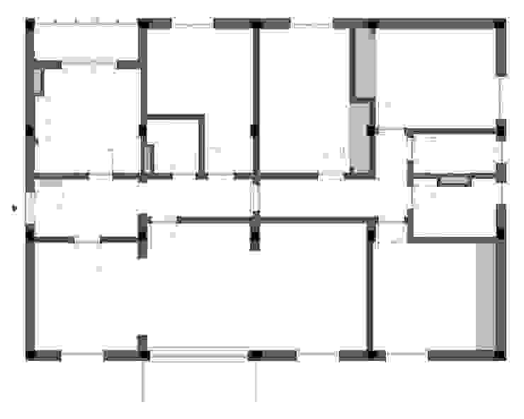 Situação Existente por SAMF Arquitectos