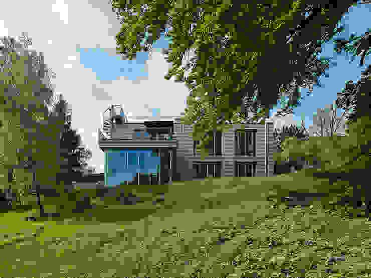 Modern Houses by DREER2 Modern