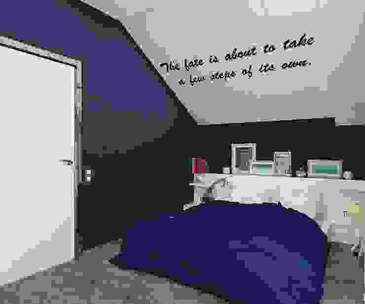 комната девочки подростка Детская комнатa в стиле минимализм от Дизайн студия Марины Геба Минимализм