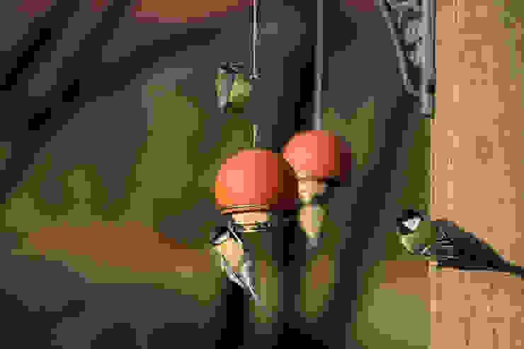 Birdball Belle Feeder Green & Blue Garden Accessories & decoration