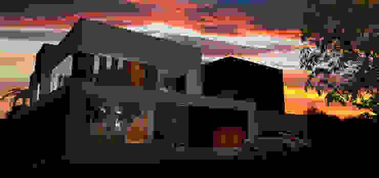 casa em Poços de Caldas Casas modernas por Futura Arquitetos Associados Moderno