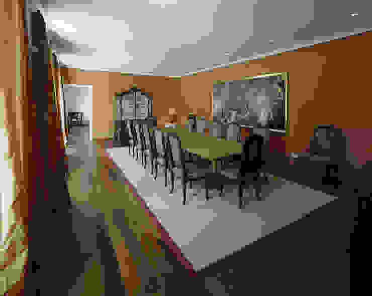 STADTVILLA Esszimmer im Landhausstil von DREER2 Landhaus