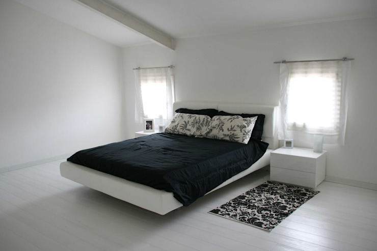 Modern style bedroom by Studio HAUS Modern