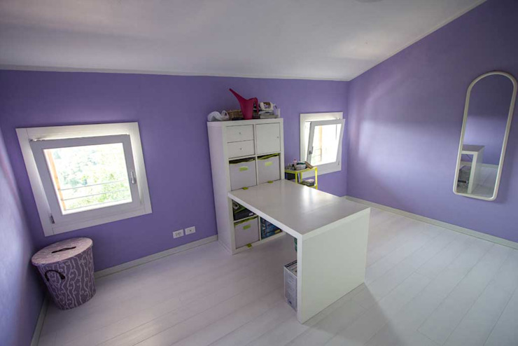 Dormitorios de estilo moderno de Studio HAUS Moderno