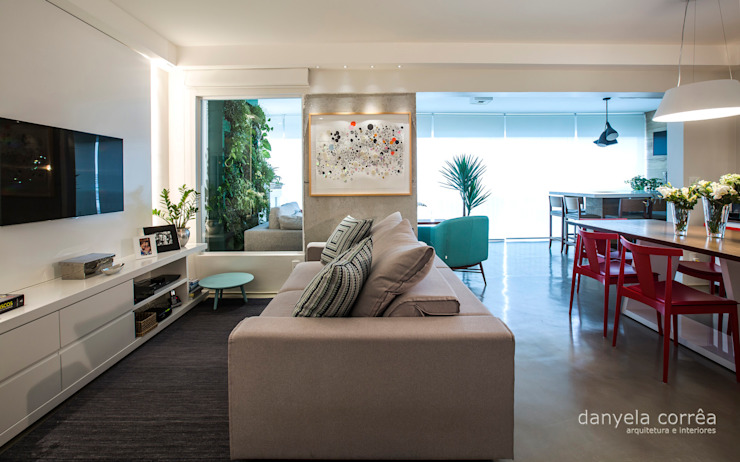 Casas Casas modernas por Danyela Corrêa Moderno