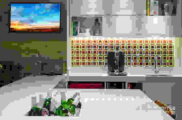 Casas Cozinhas modernas por Danyela Corrêa Moderno