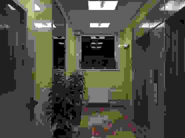 3д-визуализация подъезда дома в г.Москва Дома в стиле модерн от Антон Булеков Модерн