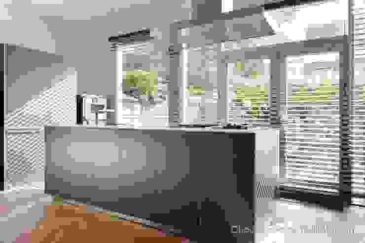choc studio interieur Modern Kitchen