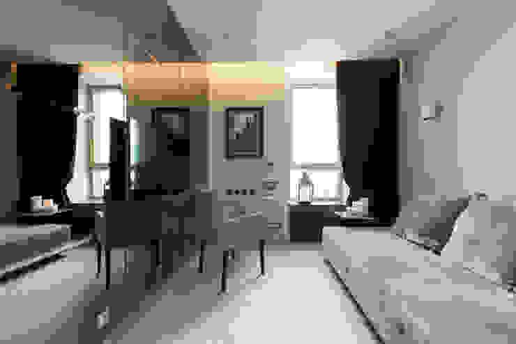 Men's apartment Спальня в стиле модерн от Ольга Райская Модерн