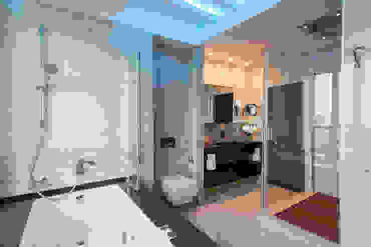 Men's apartment Ванная комната в стиле модерн от Ольга Райская Модерн